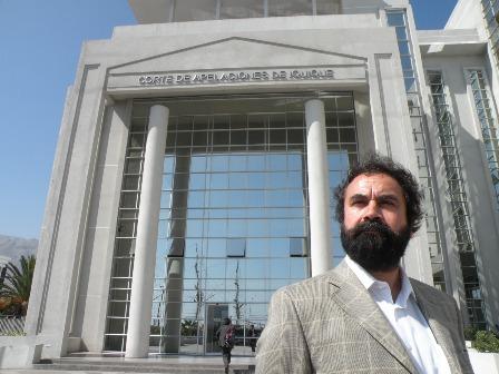 Diputado Gutiérrez, pide renuncia de ministro Hinzpeter y anuncia acusación  constitucional en su contra.