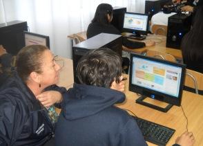 Promueven uso del portal para estudiar durante movilización estudiantil