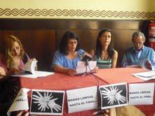 Familia de Freddy Casareggio arremete y cierra filas en torno a su inocencia