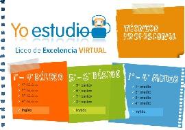 Recursos digitales gratuitos para Educación Básica y Media en www.yoestudio.cl
