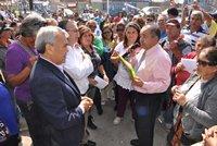 Dirigentes vecinales de Alto Hospicio piden al Gobierno solución a sus demandas