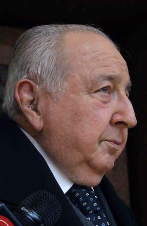Muere el ex senador DC Máximo Pacheco producto de un derrame cerebral