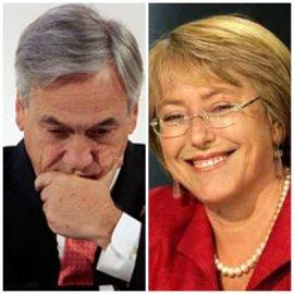 Influyente encuesta señala que Bachelet «arrasa» con Golborne. Le gana por 51 % contra 7%