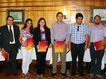 Futuros profesionales acceden a beca de Inglés de la CORFO