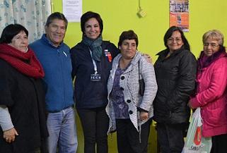 Difunde ante dirigentes sociales proyecto del Hospital para Hospicio