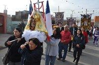 Alto Hospicio celebra La Tirana Chica en el sector de La Pampa