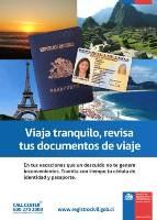 Fiestas Patrias 2012: Registro Civil recomienda tramitar con tiempo pasaportes