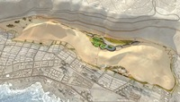 Municipio de Iquique presenta proyecto para Salvar el Cerro Dragón