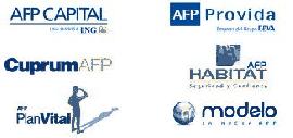 Las pensiones de 9,2 millones de chilenos afiliados en las AFP ya están en manos de consorcios extranjeros
