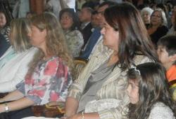 Impase  entre Jorge Soria hijo y Gobernador  hizo que autoridad provincial se retirara de ceremonia de asunción