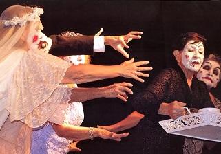 Vuelven talleres de Academia de Teatro para Adultos Mayores
