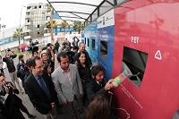 Incentivan el reciclaje en Iquique con habilitación del tercer Punto Limpio en Zofri