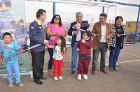 Más de $350 millones de inversión en obras de mejoramiento urbano en Alto Hospicio