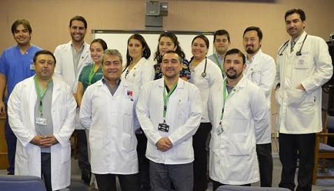 Médicos especialistas se incorporan a staff de salud especializada del Hospital Regional de Iquique