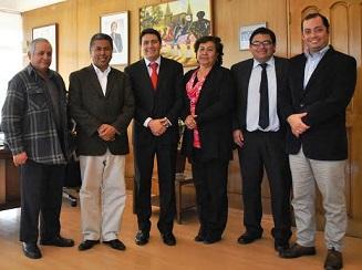 Presidente regional del Partido Por la Democracia, Juan Marroquín, fue designado como vocero de la Nueva Mayoría