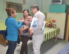 El 15 de agosto se entregará el primer barrio de Emergencia en Pozo Almonte