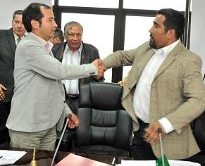 El Democratacristiano Richard Vera es el nuevo presidente del Consejo Regional de Tarapacá