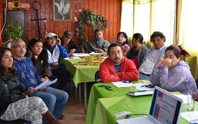 Sercotec difunde oferta programática con emprendedores gastronómicos de Caleta Los Verdes