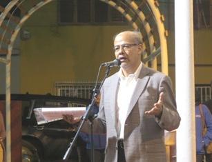 Recaudación de libro de Bernardo Guerrero  potenciará actividades del Club Deportivo La Cruz