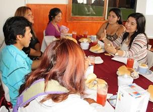 Fosis financia post terremoto,  Programa de Emprendimientos