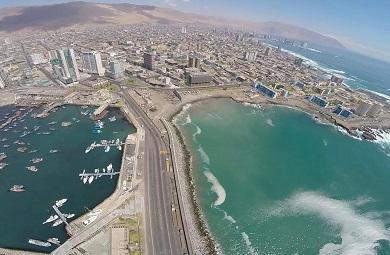 Potencian turismo regional mediante imágenes de alta tecnología captadas por drone