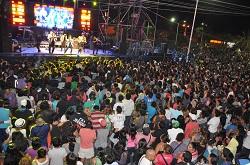Alto Hospicio cierra carnaval con Garras de Amor, Megapuesta y más de 7 mil espectadores
