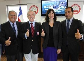 Definitivo: Iquique será sede de los III Juegos Bolivarianos de Playa en el 2016