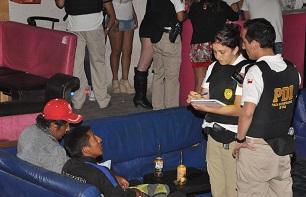 Fiscalización combinada a locales nocturnos realizó municipio de Hospicio y las policías