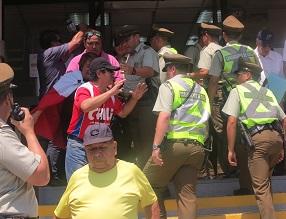 Primera marcha de los Indignados de Tarapacá, convocó a ciudadanos individuales y organizaciones que reclaman mayor justicia social