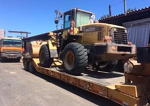 Desde Iquique salieron maquinarias y funcionarios para apoyar a Región de Atacama