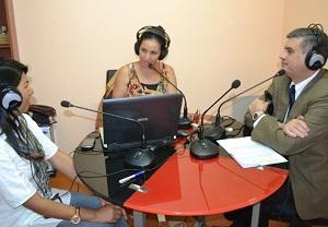 Sobre Defensa indígena y derechos penales habló el Defensor Regional en Radio Santa Laura de Pozo Almonte