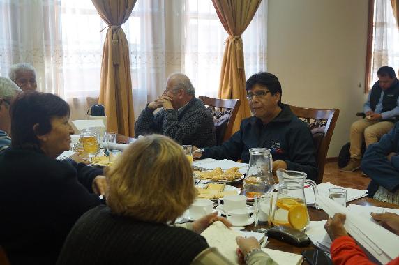 Conadi se compromete con la comuna de Pica y el Salar del Huasco