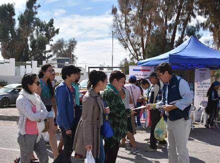 Destacan trabajo preventivo y de coordinación de red de emergencias  en Fiesta de La Tirana