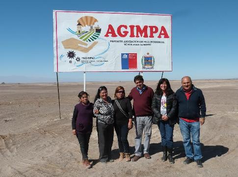 SERNAM promueve negocios liderados por mujeres en Pozo Almonte
