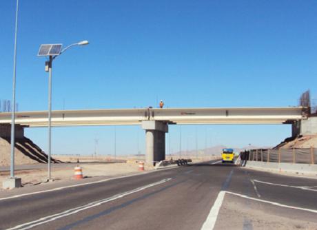 Habilitarán carretera interurbana durante los días 15, 16 y 17 de Julio