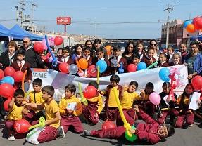 Ministra de Justicia lanzó programa 24 Horas dirigido a niños vulnerados e infractores de ley
