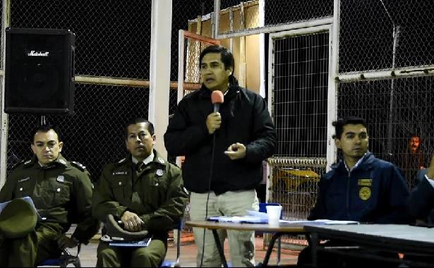 Gobernador Claudio Vila destacó sesión de seguridad del Core
