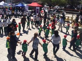 Conmemoran ratificación de Chile hace 25 años, a la Convención de los Derechos del Niño