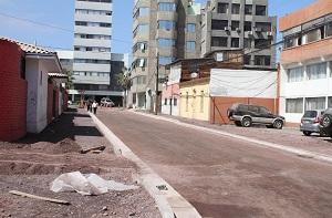 Millonario proyecto permitirá rescatar calle tradicional de Iquique,  «Barrio Estación»