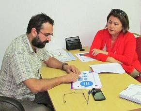 Diputado Gutiérrez junto a Seremi de Desarrollo Social, trabajan en torno a nueva Ficha de Protección Social