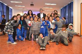 Niños y niñas de la región participan en consulta nacional «Mi Opinión Cuenta»