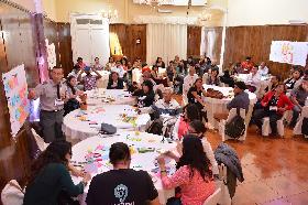 Líderes de la región se reúnen en el Club Los Leones de Iquique