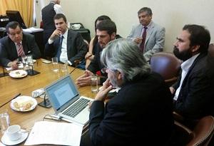 Caso desaparición de José Vergara: Comisión DDHH de la Cámara de Diputados cita a Ministro Burgos e  Intendenta Rojas