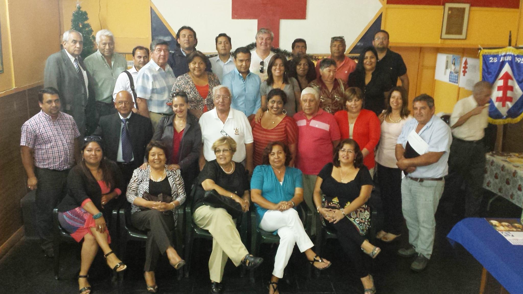 A Junta Regional de la DC le preocupa situación que enfrento el ministro Burgos