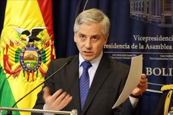 """Vicepresidente de Bolivia: """"Derrotamos a la Cancillería chilena"""""""