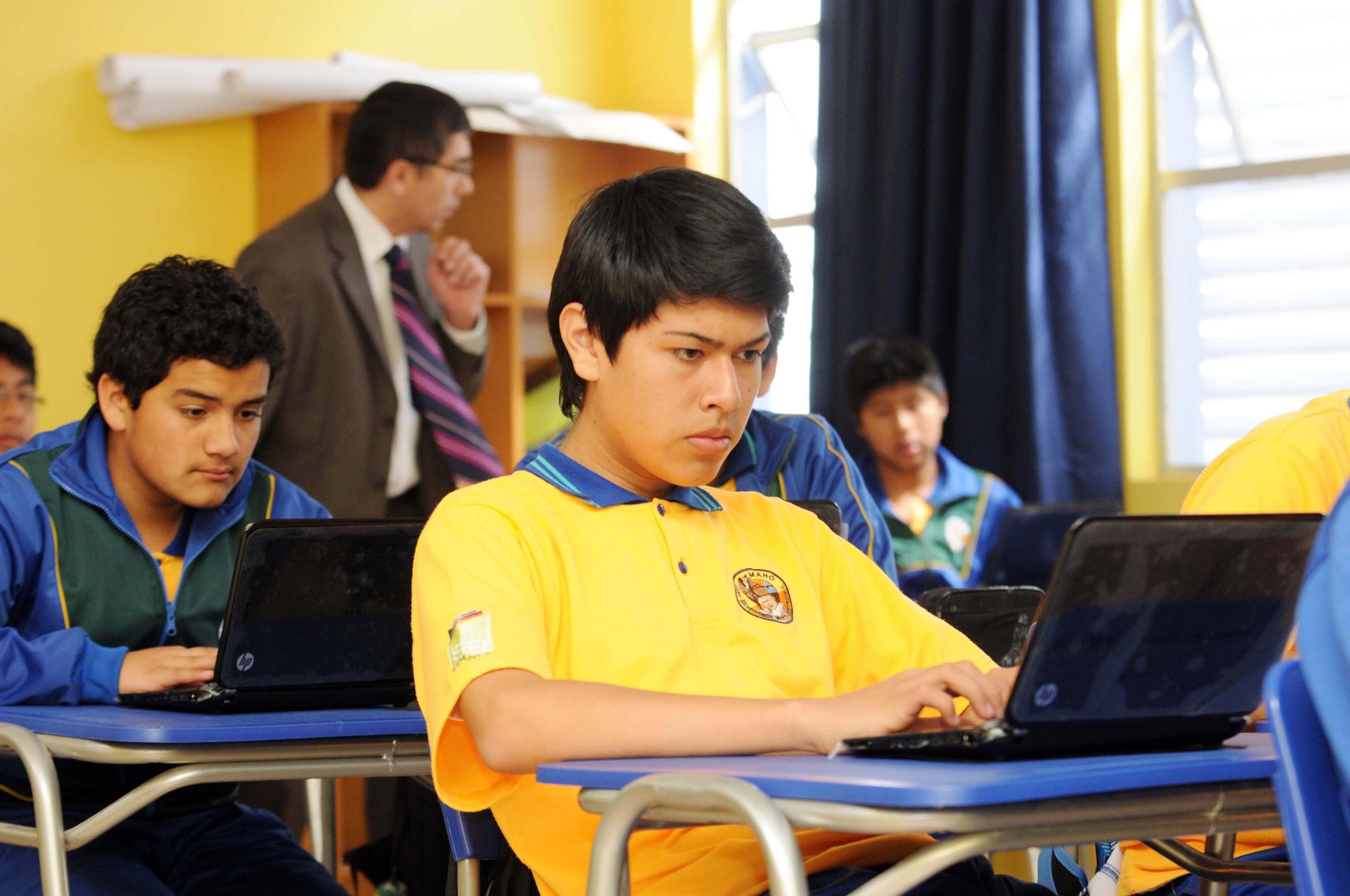 Liceo Minero Juan Pablo II de Alto Hospicio aumentaron puntajes en PSU