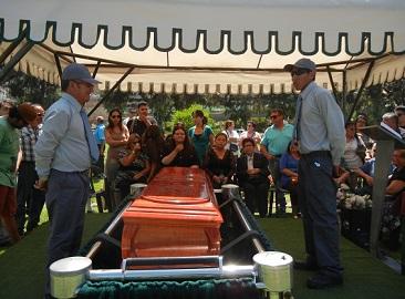 Despiden en Parque del Sendero a conocido vecino Iquiqueños, Luis Maturana Naveas
