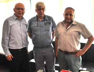 Partido Comunista busca trabajo en conjunto con nuevo Gobernador Francisco Pinto