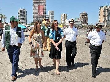 Con SAGüeso refuerzan campaña de Controles Fronterizos  en balneario Cavancha