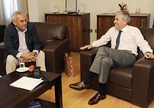 Alcalde y jefe de la PDI evalúan medidas para enfrentar la delincuencia en Alto Hospicio